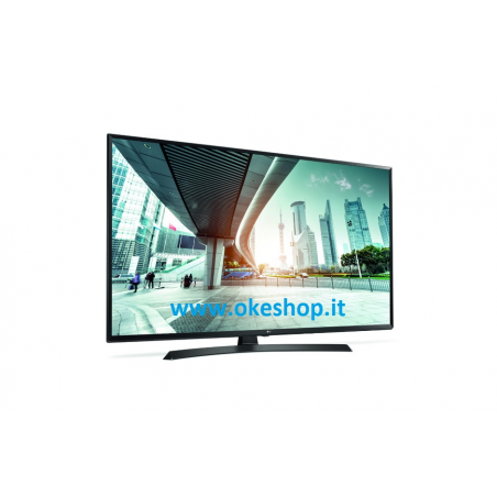 "TV LED 55"" LG 4K 55UJ635V EUROPA BLACK"