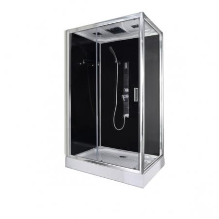 BOX CABINA IDROMASSAGGIO TREND 3 -RETTANGOLARE 80X120X210